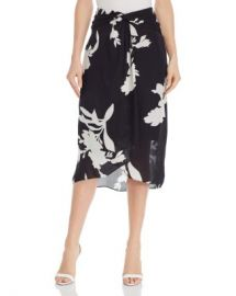 Joie Arlissa Twist-Front Skirt Women - Bloomingdale s at Bloomingdales