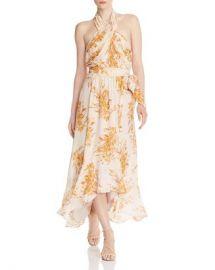 Joie Arney Floral Halter Dress Women - Bloomingdale s at Bloomingdales