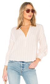 Joie Bekette Top in Blush Sand from Revolve com at Revolve