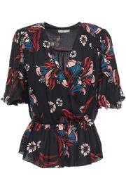 Joie Bisma top at The Outnet