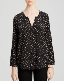Joie Blouse - Purine Painted Hearts at Bloomingdales