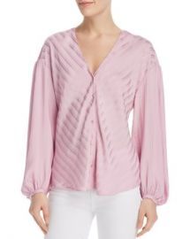 Joie Cadmar Striped Top Women - Bloomingdale s at Bloomingdales