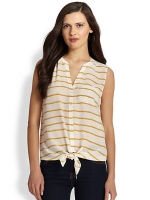 Joie Edalette top at Saks Fifth Avenue