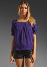 Joie Eleanor blouse from Revolve at Revolve