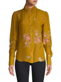 Joie Elzie Blouse at Saks Fifth Avenue