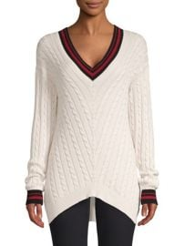 Joie Golibe Sweater Tunic at Saks Fifth Avenue