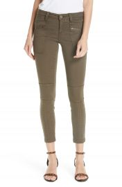Joie Hazina Stud Detail Pants at Nordstrom