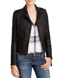 Joie Jacket - Ailey Leather Moto Women - Bloomingdale s at Bloomingdales