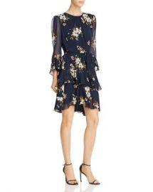 Joie Kayane Silk Dress Women - Bloomingdale s at Bloomingdales