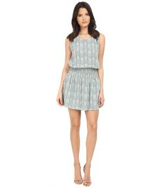 Joie Lawska Dress Pale Sage at 6pm