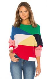 Joie Megu Pullover in Multi from Revolve com at Revolve