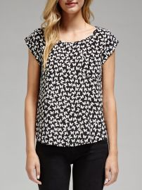 Joie Rancher Butterfly Top at Order of Style