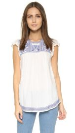 Joie Rankin Blouse at Shopbop
