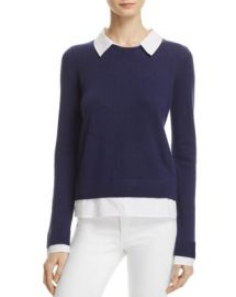 Joie Rika Layered Effect Sweater at Bloomingdales