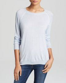 Joie Sweater - Corey Cross Stich Trim at Bloomingdales