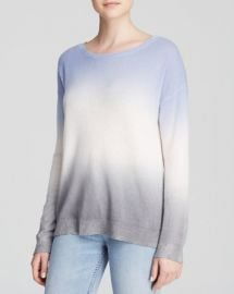 Joie Sweater - Eloisa B Cashmere Ombr Stripe at Bloomingdales