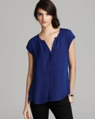Joie Top - Dimante Matte Silk at Bloomingdales