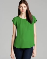 Joie Top - Rancher Matte Silk at Bloomingdales