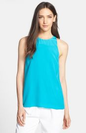 Joie and39Brighton Band39 Silk Tank at Nordstrom