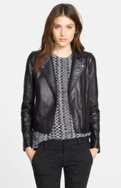 Joie and39Daveyand39 Leather Jacket at Nordstrom