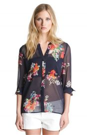 Joie and39Devitriand39 Silk Shirt at Nordstrom