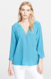 Joie and39Indarraand39 Silk Top at Nordstrom