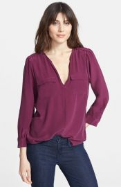Joie and39Marloand39 Silk Blouse at Nordstrom