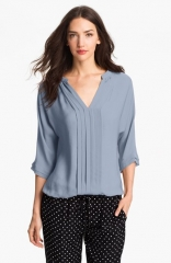 Joie and39Marruand39 Silk Blouse at Nordstrom