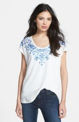 Joie and39Nasaand39 Print Tee at Nordstrom