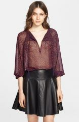 Joie and39Vivetteand39 Silk Top at Nordstrom