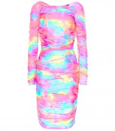 Jolene tie-dye midi dress at Mytheresa