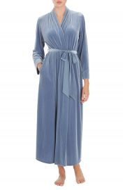 Jonquil Velvet Robe at Nordstrom
