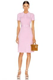 JoosTricot Polo Midi Dress in Wild Rose   FWRD at Forward