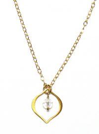 Jorja Mini Necklace at Brooklyn Designs