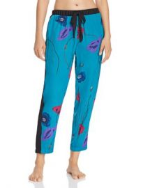 Josie Freestyle Printed Satin Pants Women - Bloomingdale s at Bloomingdales