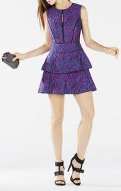Joylynn Ruffled Dress at Bcbg