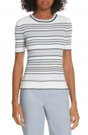 Judith  amp  Charles Andante Stripe Sweater   Nordstrom at Nordstrom