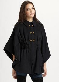 Juicy Couture Cape at Saks Fifth Avenue