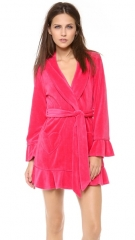 Juicy Couture Velour Robe at Shopbop