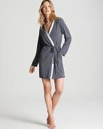Juliettes robe in grey at Bloomingdales at Bloomingdales