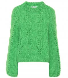 Julliard mohair and wool sweater at Mytheresa