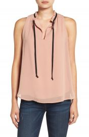June   Hudson Tie Neck Tank at Nordstrom