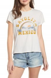 Junk Food Sayulita Mexico Graphic Tee   Nordstrom at Nordstrom