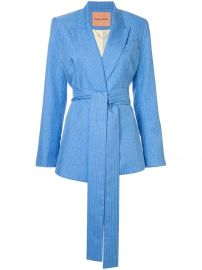 Just Getting Started blazer at Farfetch