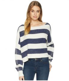 Just My Stripe Pullover by Free People  at Zappos