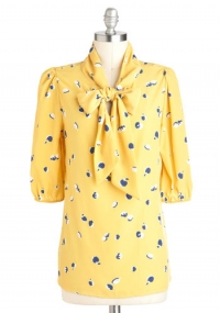 Just a Jubilee Top at ModCloth