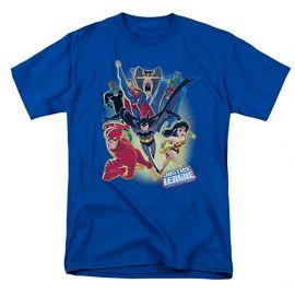 Justice League Tshirt at Amazon