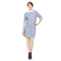 Justine shirtdress at Club Monaco