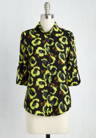 Juxtapose and Cons Top at ModCloth