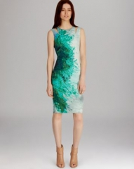 KAREN MILLEN Dress - Beautiful Paint Splash Print at Bloomingdales